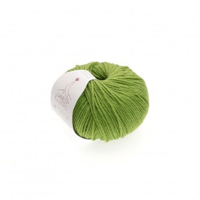 HOLIDAY Laines Du Nord YARN - SPINACH GREEN