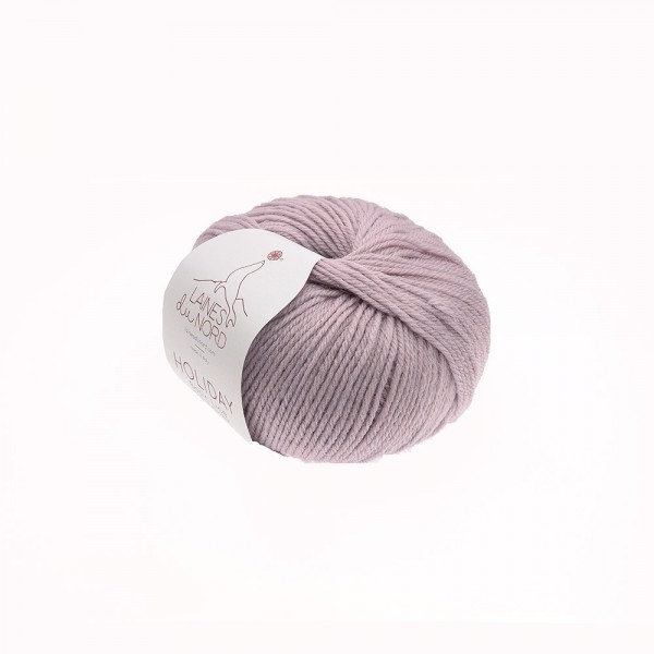 HOLIDAY Laines Du Nord YARN - LILAC