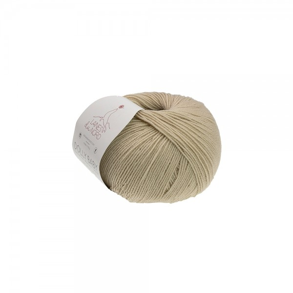 DOLLY BABY YARN Laines Du Nord - BEIGE