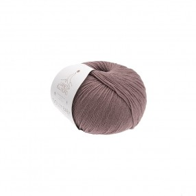 DOLLY BABY YARN Laines Du Nord - MAUVE