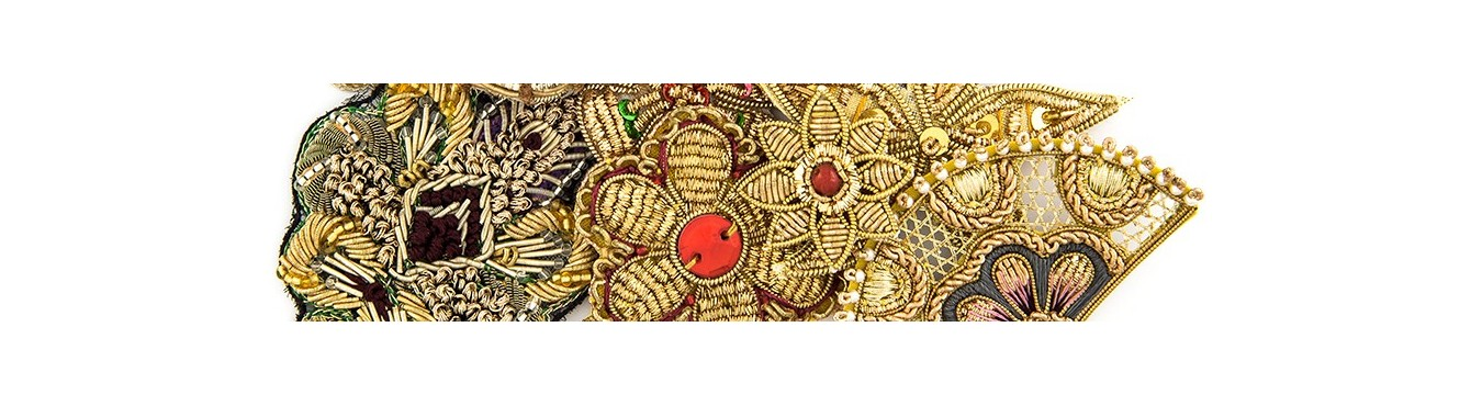 India Embroidered Motifs
