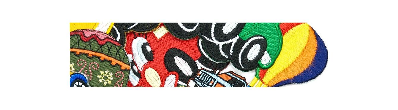 Child Embroidered Motifs