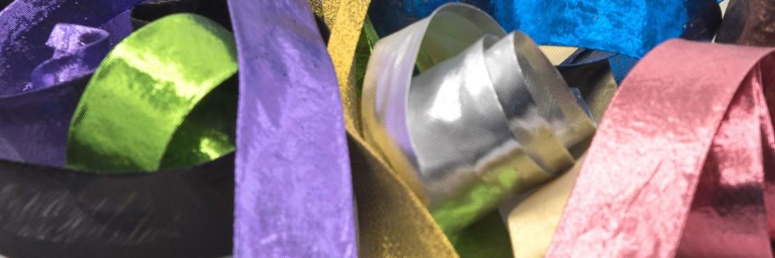 Metallic Bias Binding