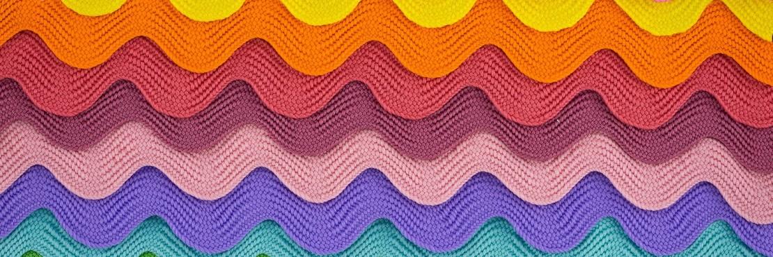 Rickrack Braiding Polyester