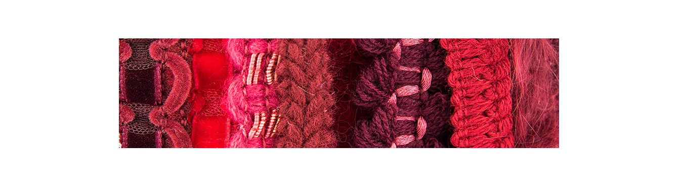 Wool Trimm Red