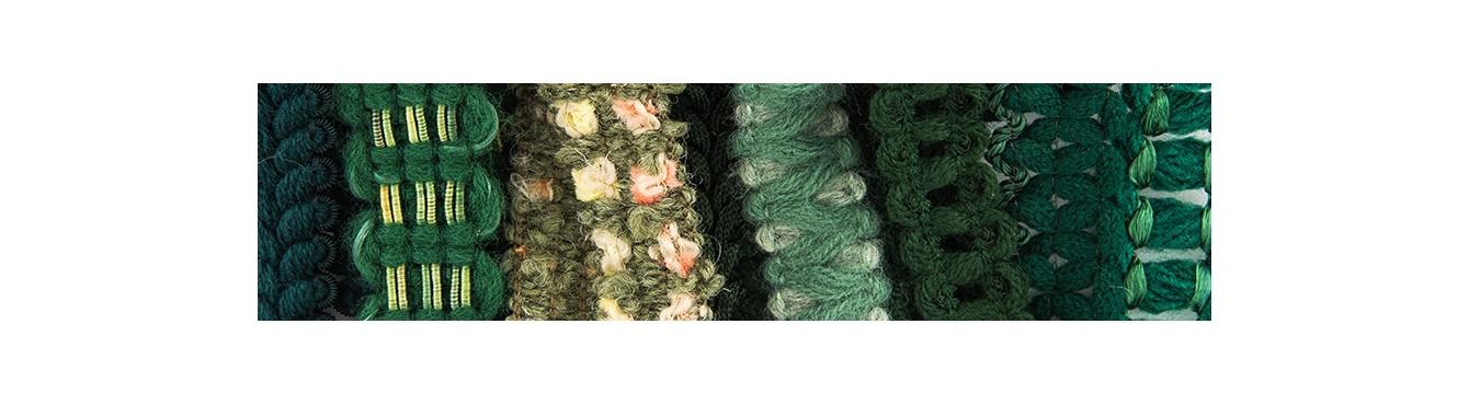 Wool Trimm Green