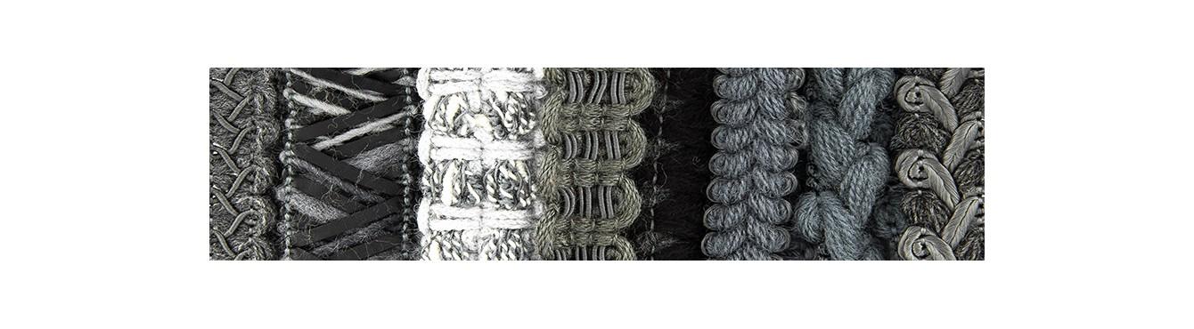 Wool Trimm Grey