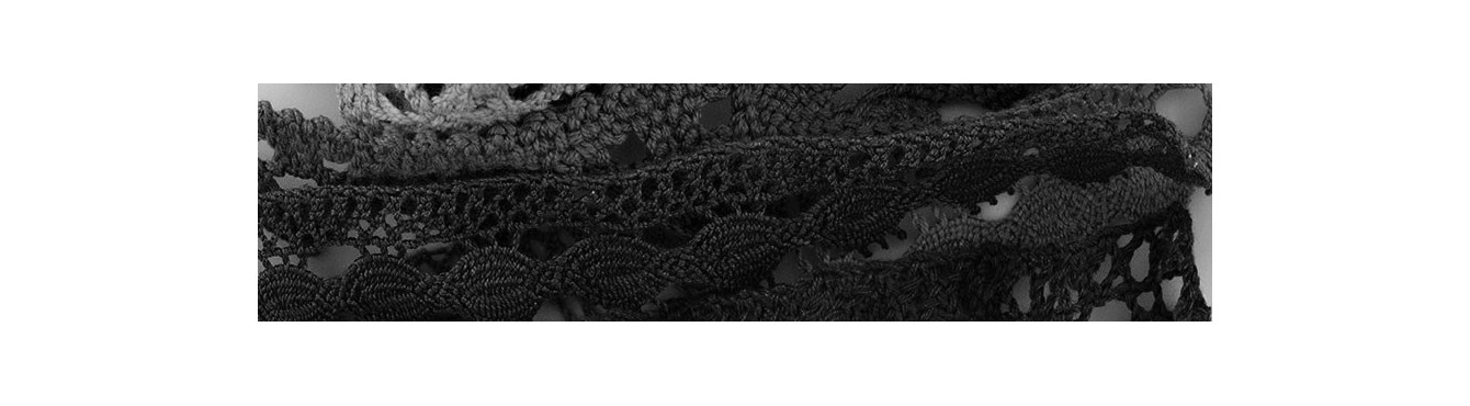 Cotton Lace Black