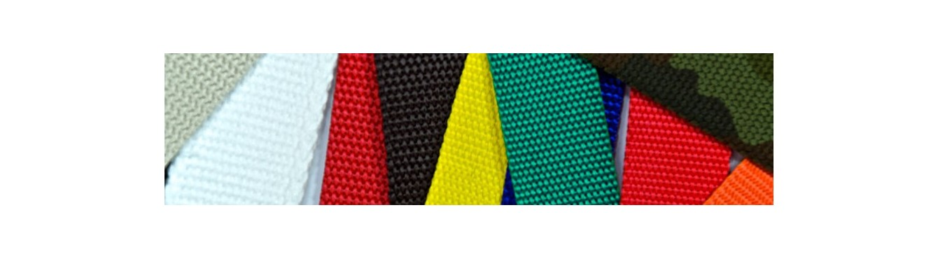 Rigid Woven Webbing for Bags and Backpacks