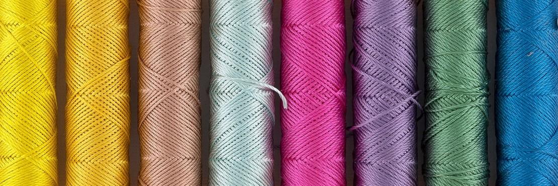Pure Silk Thread 100 Yds