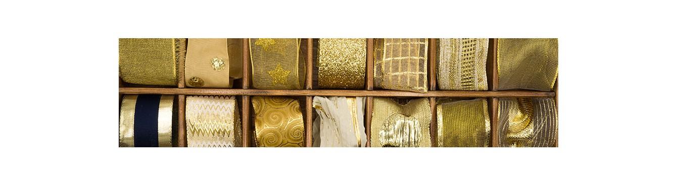 Decorative Ribbon - Gold