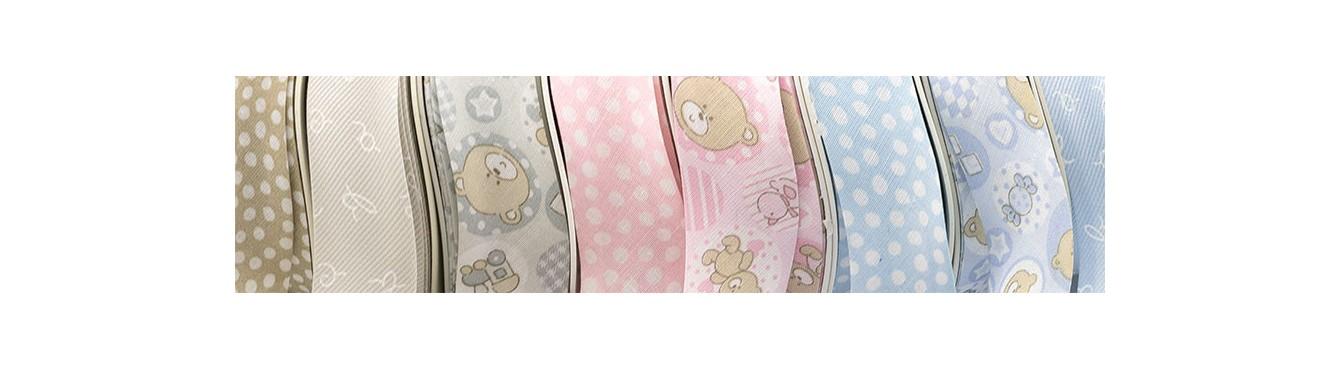 Baby Printed Bias Binding