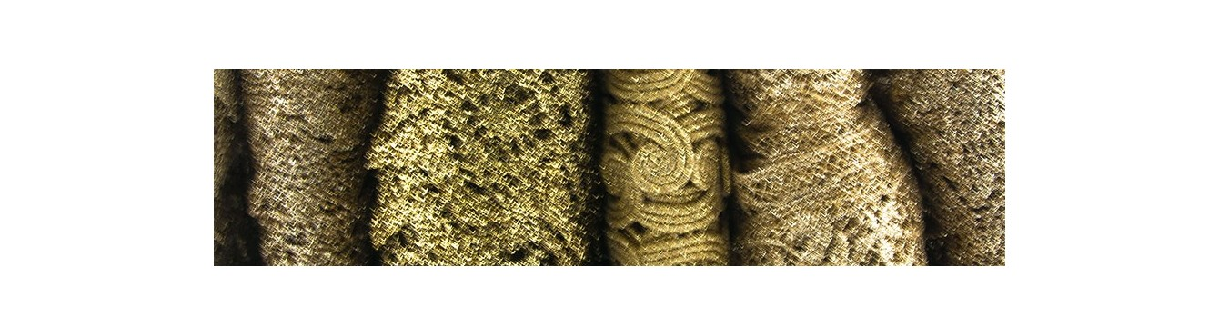 Metallic Macrame Lace Trim