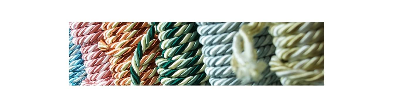 Twisted Multicolor Cord