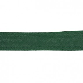 SATIN RATS TAIL CORD FOREST GREEN