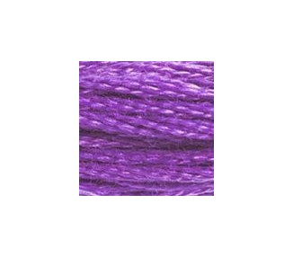 ACRYLIC CORD PLUM 1MM