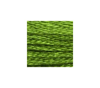 COTTON PIPING CORD PINENEEDLE GREEN 12MM
