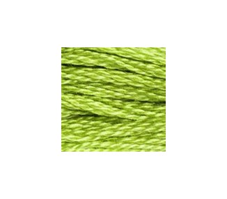 COTTON PIPING CORD GREEN 12MM
