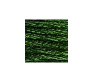 ELASTIC BRAID - BOTTLE GREEN