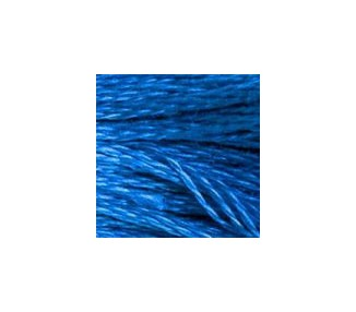 ELASTIC BRAID - LIGHT BLUE