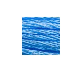 ELASTIC BRAID - BLUE