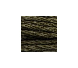 ELASTIC BRAID - MILITARY GREEN