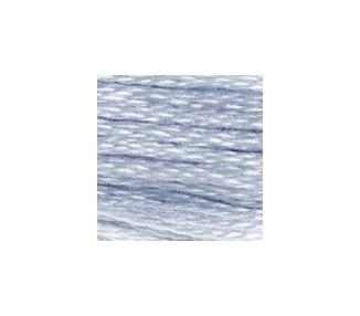 JACQUARD TRIMMING GEOMETRIC OVAL BLUE 33MM