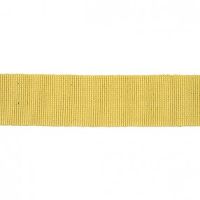 EMBROIDERED ROUND MIRROR 21MM GOLD
