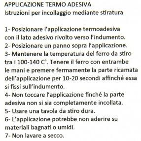PASSAMANERIA RICCIOLI NERO 40MM 23